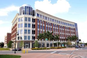 class a office spaces in downtown doral