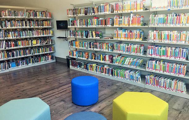 inside doral library
