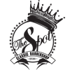 the spot barber logo